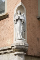 Angel in Ulm Germany