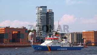 Impressionen der Auslaufparade vom 828. Hamburger Hafengeburtstag 2017; Impressions of the 828th Birthday of the Port of Hamburg 2017, Germany