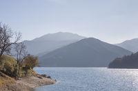 Ledrosee im Trentino