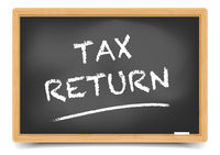 Blackboard Tax Return