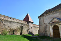 aiud medieval fortress