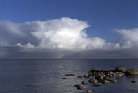 Danish coastline