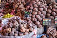 Bags of Potatoes