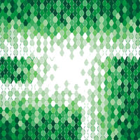 Abstract beautiful geometric a green texture background