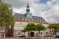 Emder Rathaus, Ostfriesland