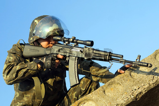 Sniper Sniper