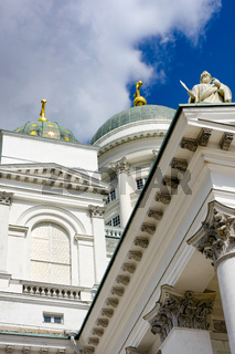 Helsinki lutheran Cathedral