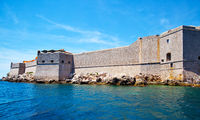 Fortified city walls of Dubrovnik