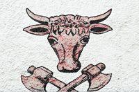 Rindskopf und Schlachterbeil