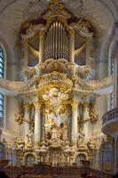 Frauenkirche Altar