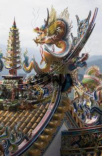 Cyuanhua Tempel, Taiwan