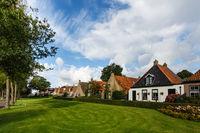 Dorf auf Schiermonnikoog