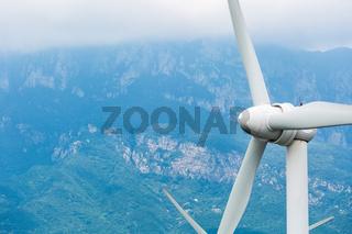 renewable energy closeup