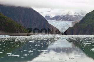 Tracy Arm Fjord and Sawyer Glacier, Alaska
