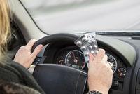 Autofahren und Medikamente