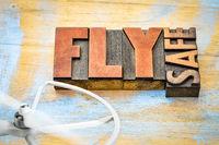 Fly safe - drone operation reminder