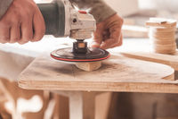 Sander for wood