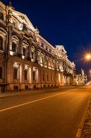 Dvortsovaya Embankmen