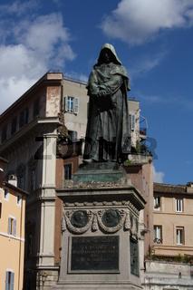 Rom, Denkmal Giordano Bruno, Campo de' Fiori