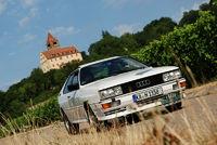 Audi Urquattro 1982