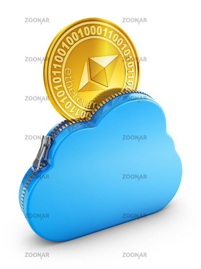 Cloud and ethereum