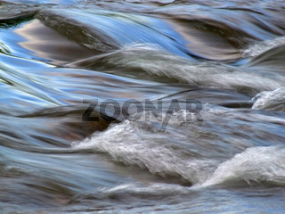 Water in motion