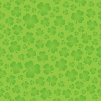 Three leaf clover seamless background 5