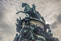 Statue Of Peter The Great Saint Petersburg Russia