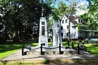 Denkmal im Fort Zeelandia Paramaribo Suriname