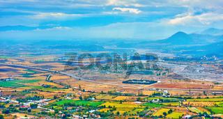 Valley near Kalambaka town