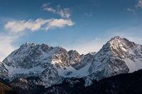 Karwendel im Winter