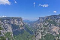 Vikos Gorge, Zagorochoria, Ipiros, Greece