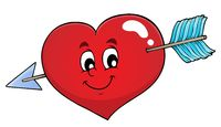 Valentine heart topic image 1