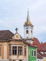 Kirche von Rust am Neusiedlersee