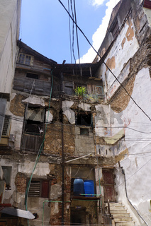 Ruinen in Havanna,Kuba