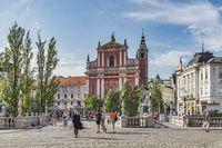 Ljubljana, Slowenien | Ljubljana, Slovenia