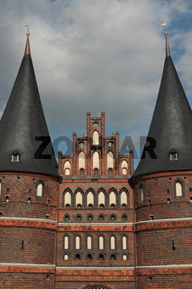 Holstentor 001. Luebeck