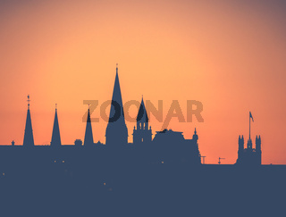 Spires Of Edinburgh