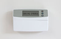 Vintage digital thermostat - Covert in dust - Saving energy