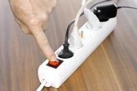 Strom sparen mit Steckdosenleiste