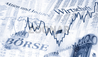 Wirtschaft, Börse und Finanzmarkt