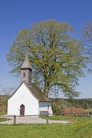 Dorfkapelle in Dettenhausen