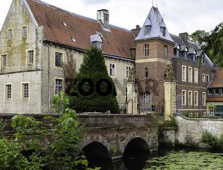Wasserschloss Senden, Münsterland, NRW