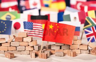 China als wirtschaftliche und politische Macht