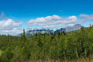 Landschaft in Jotunheimen-29