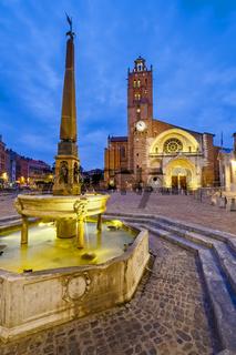 Kathedrale Saint-Etienne, Toulouse, Frankreich