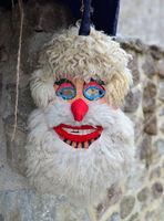 pagan dacian mask