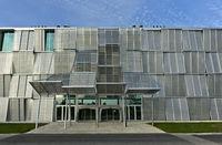Gebäude ME, Eidgenössische Technische Hochschule EPFL Lausanne, Schweiz