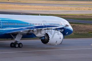 Dee Dreamliner Boeing 787
