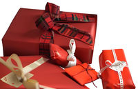 Red Christmas Gifts.eps